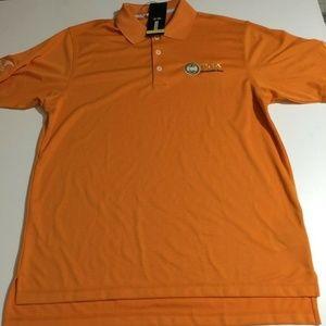 Adidas Medium Polo Shirt PGA Merchandise Show NWT